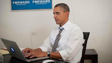 Elecciones EE.UU. 2012: Obama, el rey de las redes sociales - ABC.es   Negocios&MarketingDigital   Scoop.it