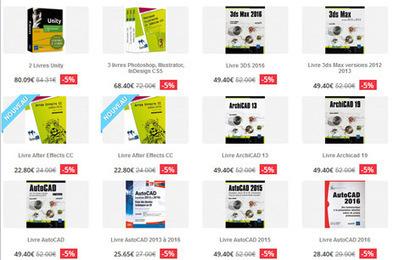 Livres disponibles sur 3D Library | 3D Library | Scoop.it
