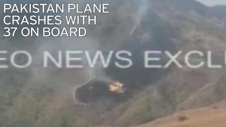 Plane carrying 42 people including children crashes after going 'missing' | Aviation Loss Log from GBJ | Scoop.it