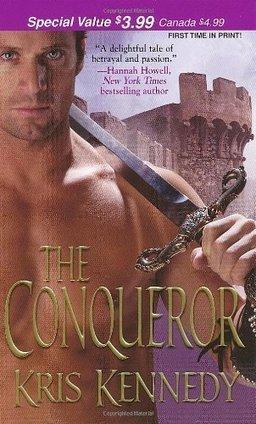 Medieval Romance Novels : The Conqueror (Zebra Debut) Reviews - Medieval Romance Novels Low Prices   Medieval Romance   Scoop.it