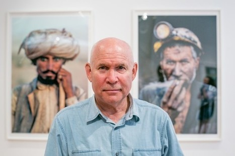 Un célèbre photographe américain rattrapé par la controverse | Archivance - Miscellanées | Scoop.it