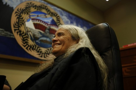 Tribal court's chief judge works for Yurok-style justice | Police Problems and Policy | Scoop.it
