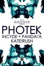 BASSIC w/ PHOTEK (Virgin, Metalheadz, Studio !K7 DJ-Kicks Tour ...   Photek   Scoop.it