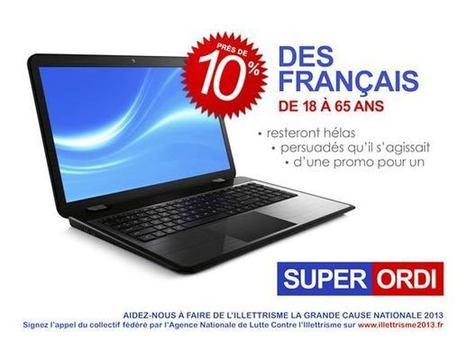 Le Test de lisibilité, c'est pour les plus de 3 millions de français illettrés | Agir contre l'illettrisme | Scoop.it