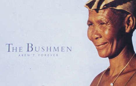 Les Bushmen ne sont pas éternels | L'Afrique australe (Afrique du Sud, Namibie, Botswana, Lesotho-Swaziland, Zimbabwe, Mozambique) | Scoop.it