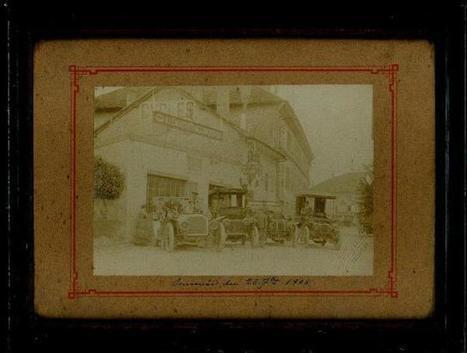 Thonon: dans la famille Lemuet, on est garagiste depuis 120 ans | Savoie d'hier et d'aujourd'hui | Scoop.it