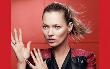 Kate Moss, nouvelle égérie de la marque Eleven Paris | Personal branding - ETRE à sa juste place | Scoop.it