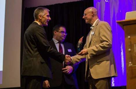 Corridor businesses, organizations honored at Business 380 award events | The Golden Scoop | Scoop.it