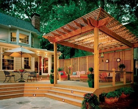 Custom Wood Decks in Atlanta from Atlanta Decking and Fenc | Custom Wood Decks in Atlanta from Atlanta Decking and Fence | Scoop.it