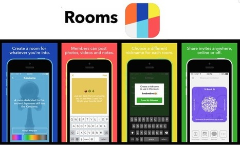 """Facebook Launches Pseudonymous App """"Rooms"""" That Lets You Create Forums About Any Topic 