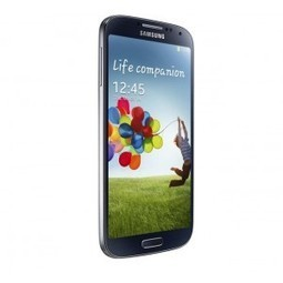 Samsung Galaxy S 4 Black on Vodafone   contract phones   Scoop.it