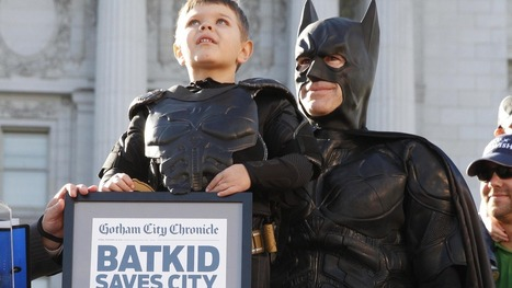 The Bravest Superhero of All | Public Relations for Non-Profits | Scoop.it