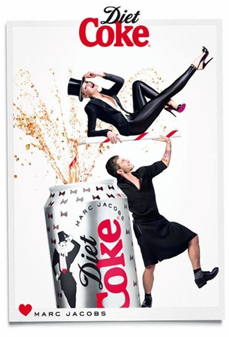 Meet Marc Jacob's Diet Coke muse, Ginta Lapina  | Gabby's Gab | Scoop.it
