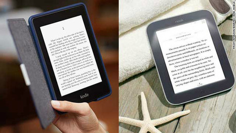 As tablets boom, e-readers feel the blast | Educational Technology - Yeshiva Edition | Scoop.it