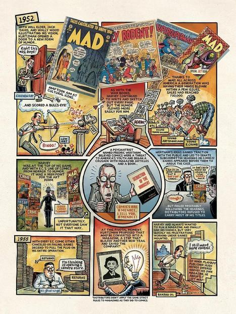 16 cartoonists who changed the world | Studio Art and Art History | Scoop.it
