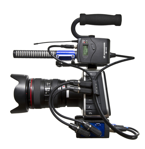 Beachtech: New Adapter For The Blackmagic Cinema Camera | Totalmovie | Scoop.it