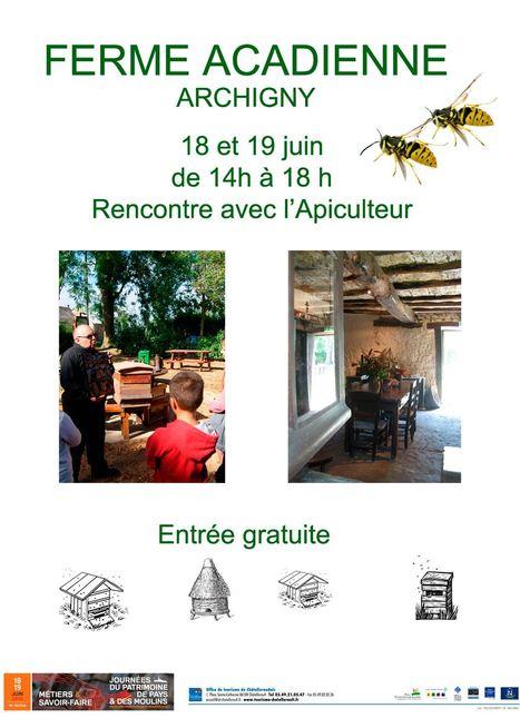 Les Journées du Petit Patrimoine de Pays les 18 et 19 juin 2016 en Pays Châtelleraudais | A découvrir dans le Pays Châtelleraudais | Scoop.it