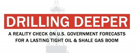 JUST RELEASED: PCI's new report disputes overblown shale boom claims | Sustain Our Earth | Scoop.it