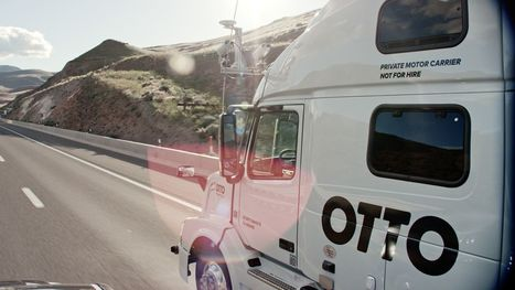Google veterans head off on their own to work on self-driving trucks | Truckers Daily | Scoop.it