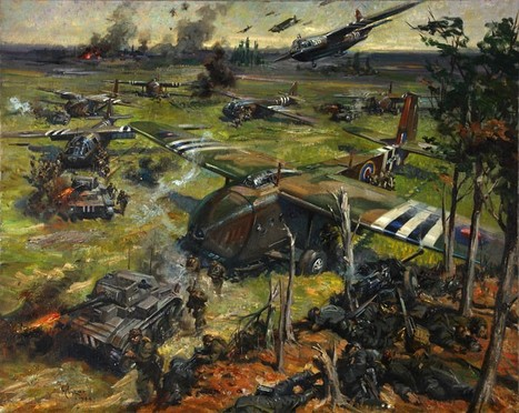 British World War Two propaganda artworks released on Wikipedia - Telegraph   Historical Britain   Scoop.it