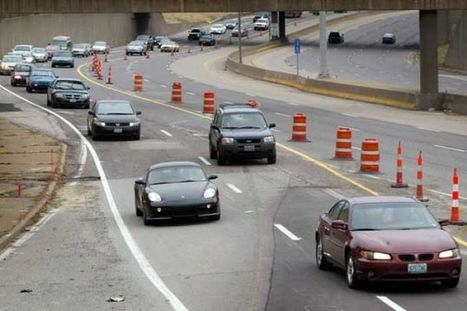 Labor Day travelers should be mindful of construction cones - STLtoday.com | Traffic Cones | Scoop.it
