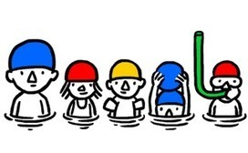 Animated Google Doodles Welcome First Day of Summer and Winter 2013 | SEO | Scoop.it