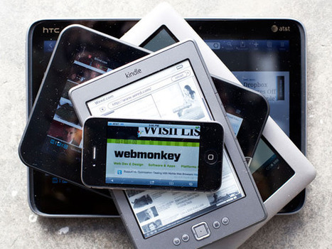 Embracing the Flexibility of the Web With 'Responsive Enhancement' | Webmonkey | Wired.com | Responsive design & mobile first | Scoop.it
