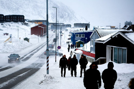 The Arctic Suicides: It's Not The Dark That Kills You | Geography Education | Scoop.it