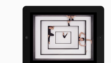 Dancing Digitally, With The iPad As A Stage | Transmedia: Storytelling for the Digital Age | Scoop.it