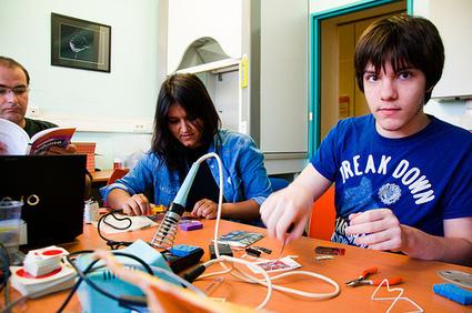 Logiciels et matériels libres font le bonheur de l'éducation - Framablog | Pédagogie hacker | Scoop.it