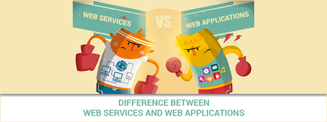 Web Services vs Web Applications | Carmatec Inc | Software Solutions | Scoop.it