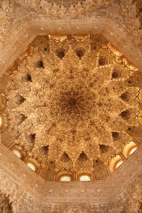 Cultura Inquieta - Impresionantes techos de mezquitas que destacan las maravillas de la arquitectura islámica   Complexidade   Scoop.it