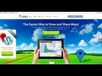 11 Video Tutorials About Creating Multimedia Maps | Education Technology - theory & practice | Scoop.it