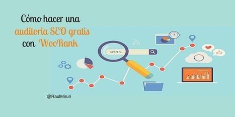 Cómo Hacer una Auditoría SEO Gratis con WooRank - Raul Miruri | Social Media | Scoop.it