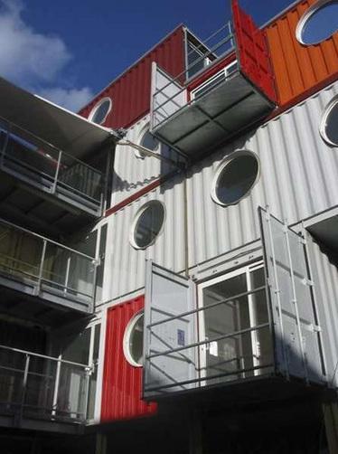 Container City: um novo conceito em arquitetura sustentável | arkhitekton | Scoop.it