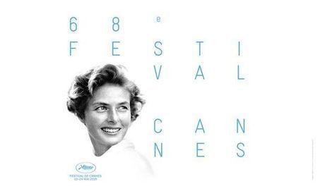Ingrid Bergman, égérie du 68e Festival de Cannes - le Monde   Actu Cinéma   Scoop.it
