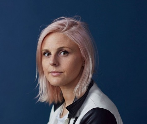 Robyn Exton, Founder of Her app for Lesbians, Presenting at Disrupt NY | LGBT Online Media, Marketing and Advertising | Scoop.it