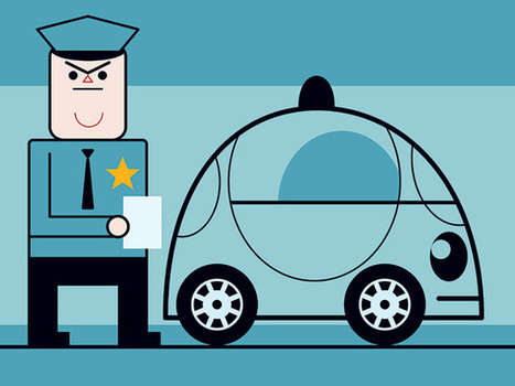 Self-Driving Cars Will Be Ready Before Our Laws Are | TIC:TAC (Inglês) | Scoop.it