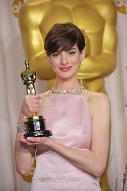 Anne Hathaway — Eliza Doolittle   Dramatic Genres - Comedy AS English Literature@Blackburn College   Scoop.it