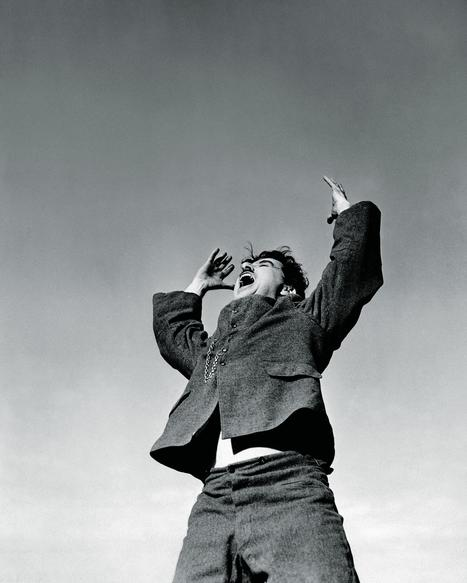 Chapeau Chaplin!   Poèmes d'avenir, du présent, du passé.   Scoop.it