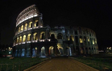 The Guiddoo Blog » Colosseum & Gladiator Games | Ancient World Civilizations (cont.) | Scoop.it