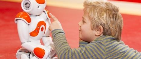 « Le robot doit apprendre à interagir avec l'humain » | Robotique | Scoop.it