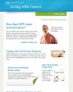 Mayo Clinic medical information and tools for healthy living - MayoClinic.com | Non-Hodgkins Lymphoma | Scoop.it