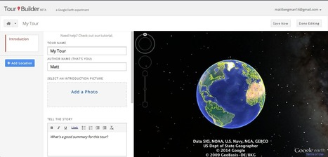 Field Trips - Take a Tour with #Google Through Tour Builder | Social Media | Scoop.it