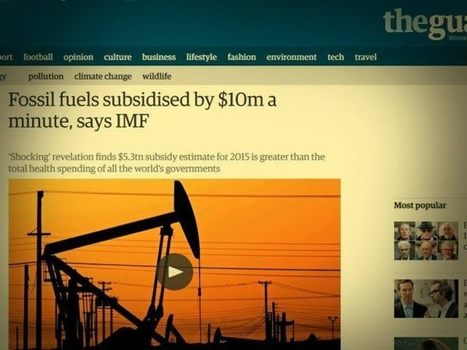 "#BILGE Total & Utter - per #BIZARRO #IMF - they say ""the World's Fossil Fuel Industries Benefits $$$5.3 TRILLION from Fossil Fuel Subsidies"" - Breitbart 