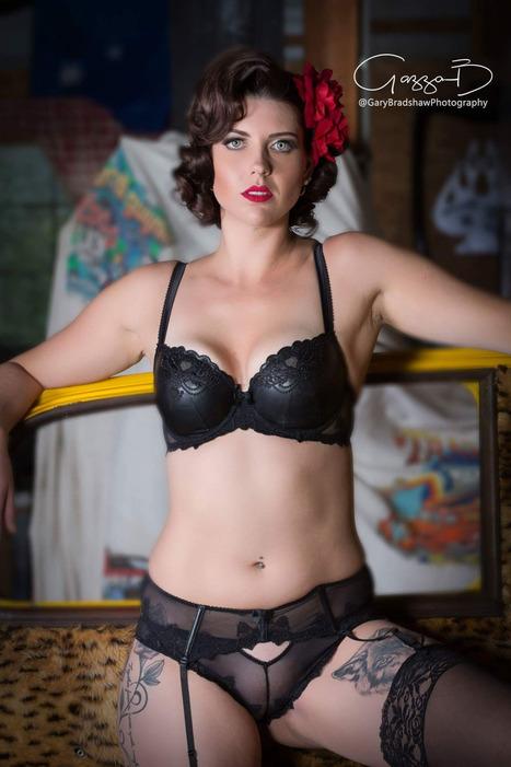 Pinups I Love — Hannah Maxine | Fine girls | Scoop.it
