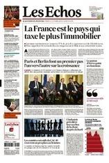 Auto : la nouvelle carte des usines PSA Peugeot Citroën en Europe - Les Échos | Actu de l'industrie | Scoop.it