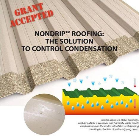 Non Drip Sheeting - Oconnorroofing | OconnorRoofing | Scoop.it
