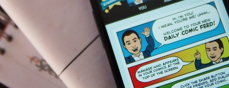 Bitstrips racheté par Snapchat ! | Usages professionnels des médias sociaux (blogs, réseaux sociaux...) | Scoop.it
