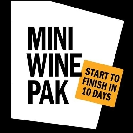 Making Wine at Home without Wine Making Equipment with our Wine Making Kit - Complete Guide at Mini Wine Pak | Online Shopping | Scoop.it
